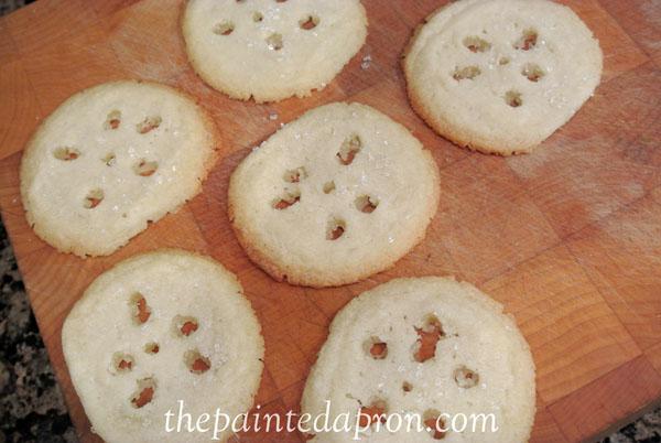 sand dollar cookies thepaintedapron.com