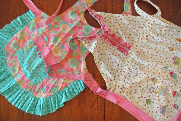 apron cloth thepaintedapron.com