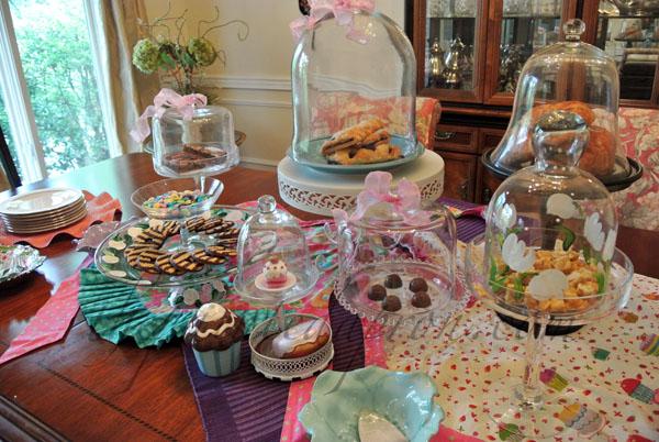 sweet fantasy buffet thepaintedapron.com 2