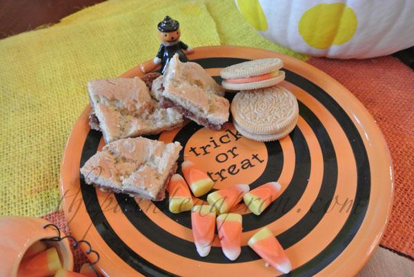 rolo cake cookies thepaintedapron.com