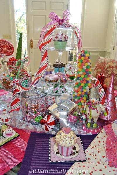 candy shoppe thepaintedapron.com