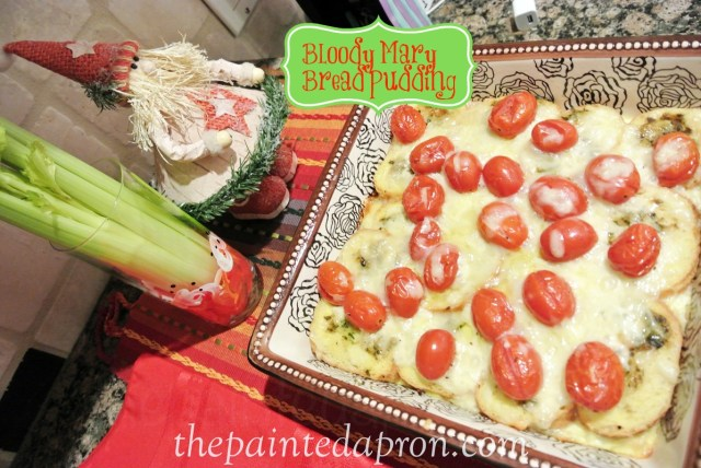 Bloody Mary Brunch Casserole thepaintedapron.com