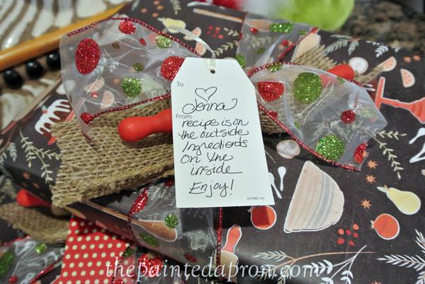 recipe wrap thepaintedapron.com