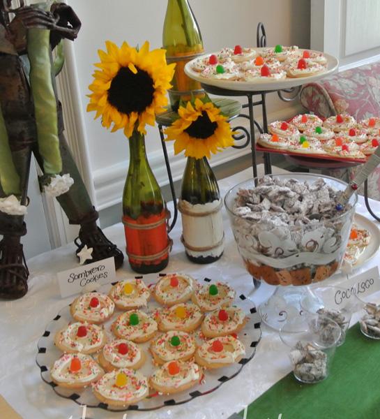 sombrero cookies thepaintedapron.com