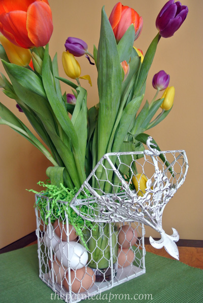 tulips thepaintedapron.com
