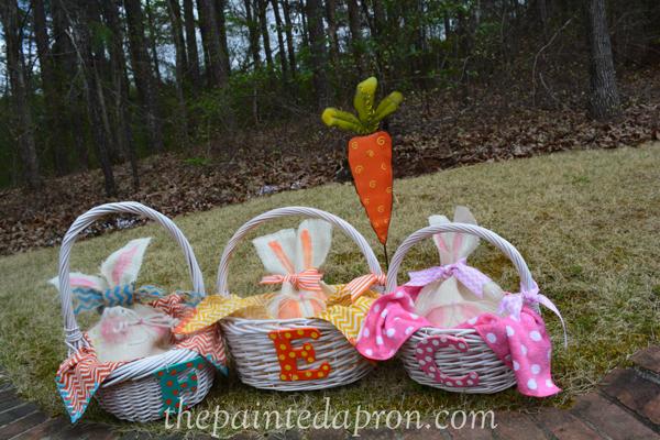 baskets, 1 2 3 thepaintedapron.com