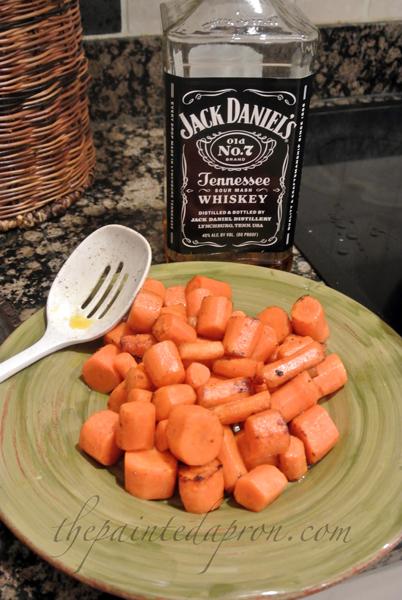 Easter carrots thepaintedapron.com