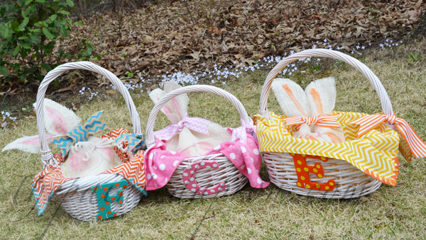 easy baskets thepaintedapron.com