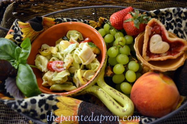 smokey chipotle pasta thepainted apron.com 1