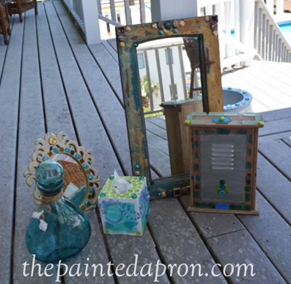 beachy accessories thepaintedapron.com