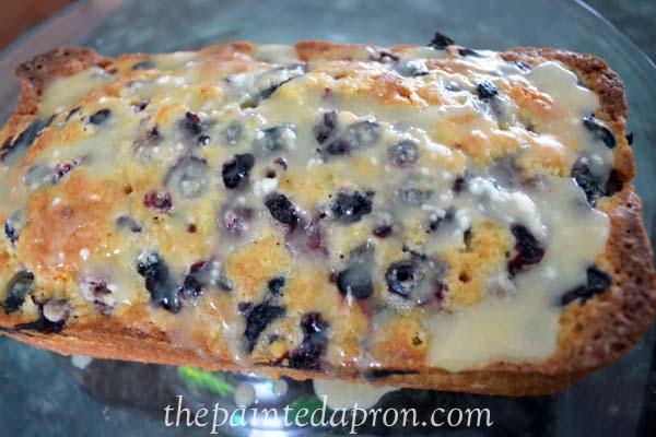 blue raspberry bread thepaintedapron.com
