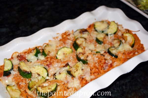 summer surprise pasta thepaintedapron.com