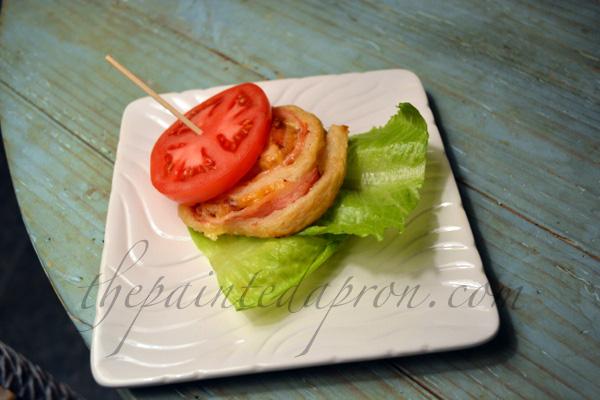 club sandwich roll thepaintedapron.com