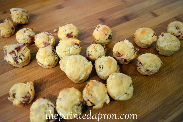 antipasto muffins 1 thepaintedapron.com