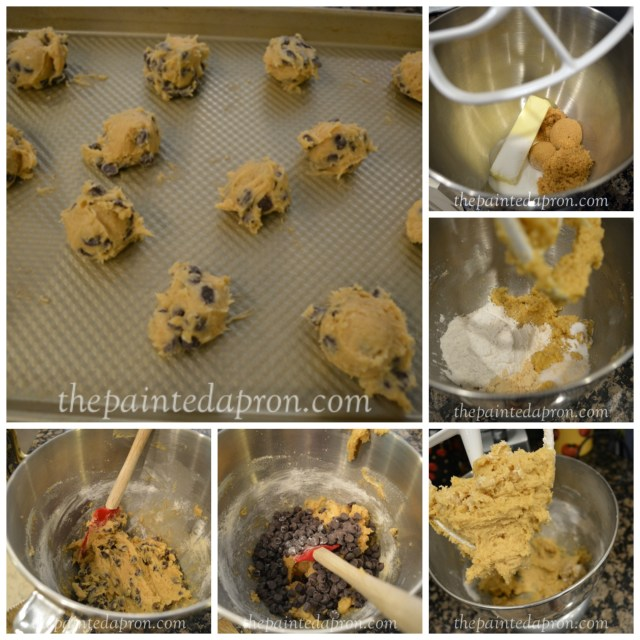 cookie dough Collage