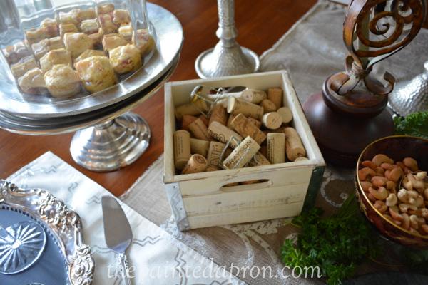 corks thepaintedapron.com