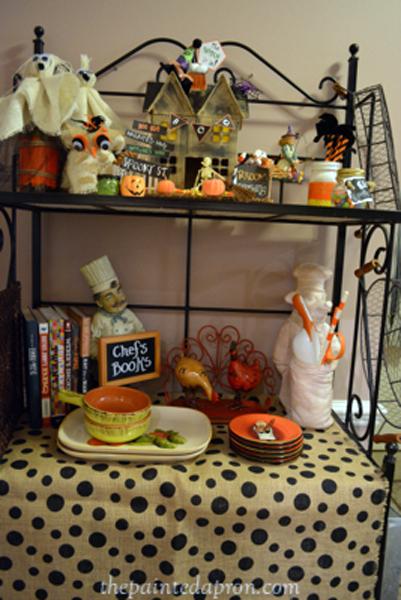 fall baker's rack thepaintedapron.com