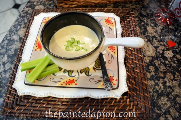 peanut butter soup 3 thepaintedapron.com