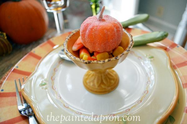 pumpkin compote thepaintedapron.com