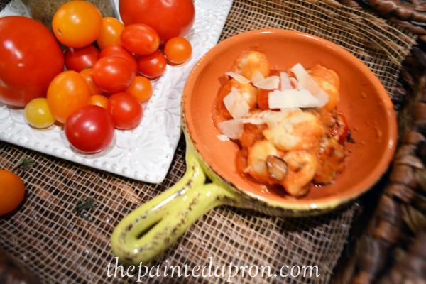 rustic gnocchi thepaintedapron.com