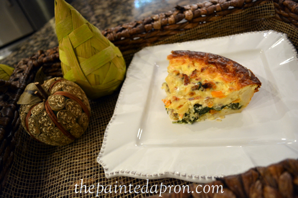 sausage vegetable pie thepaintedapron.com