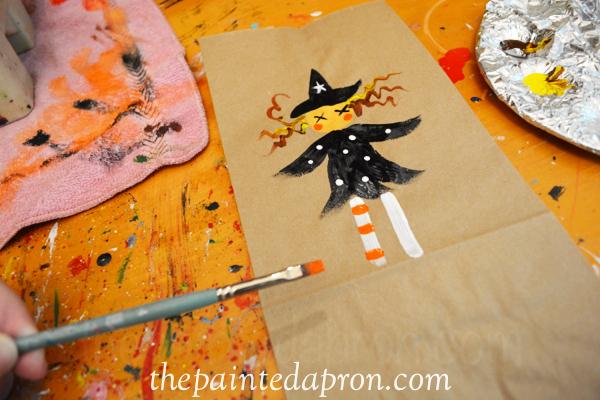 wendi witch legs thepaintedapron.com