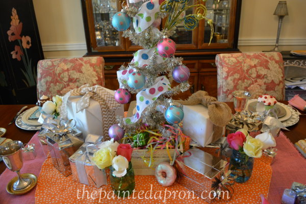 birthday table 7 thepaintedapron.com