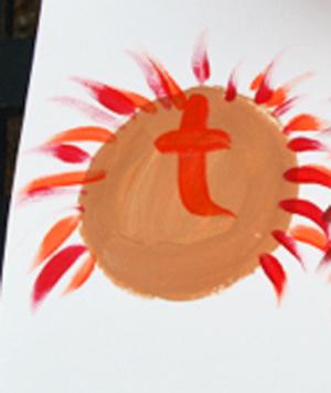 tom turkey thepaintedapron.com