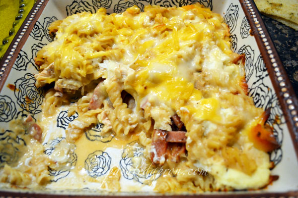 chicken pasta thepaintedapron.com