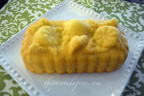 California citrus cake thepaintedapron.com