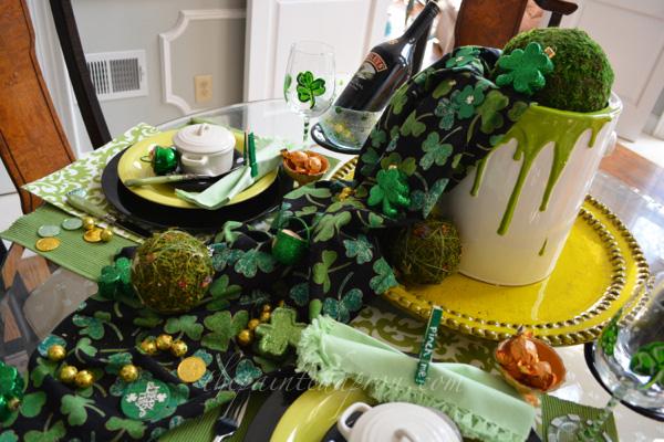 St. Patrick's day 2 thepaintedapron.com