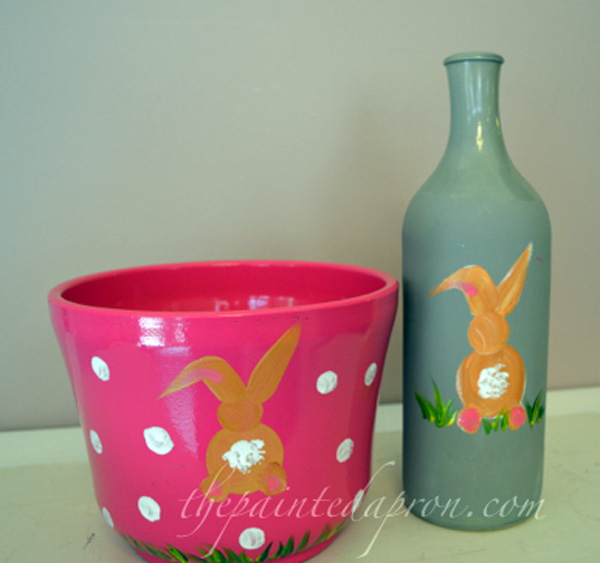 bunny bottoms thepaintedapron.com