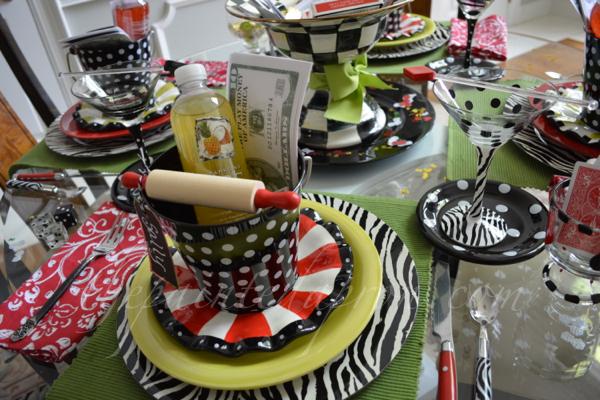 party pail thepaintedapron.com