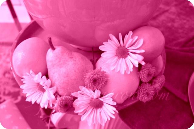 Tint pink