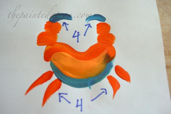 crab #4 thepaintedapron.com
