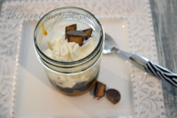 peanut butter pie jar 2 thepaintedapron.com