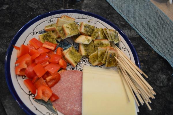 Italian skewers