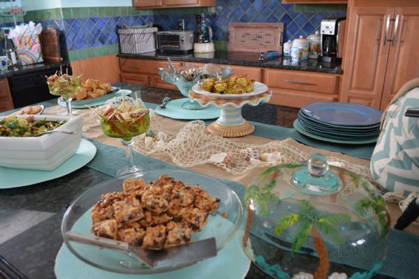lunch buffet 4