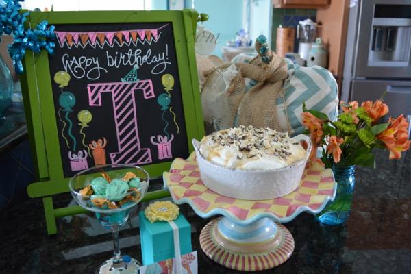 birthday cream cake thepaintedapron.com