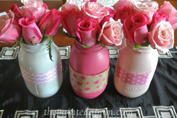 bloomin Ball jars thepaintedapron.com