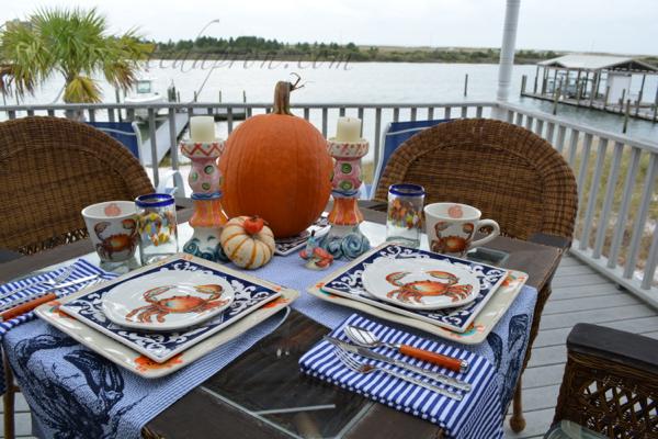 pumpkins and crabs 1