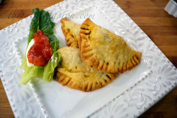 taco empanadas thepaintedapron.com