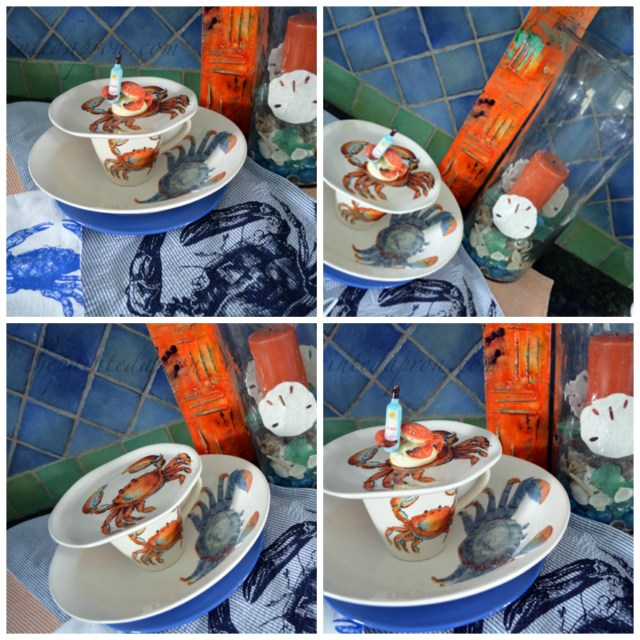 crab server collage