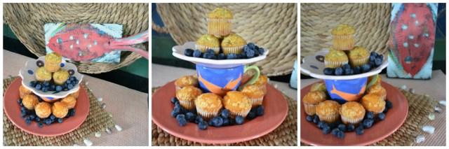 muffin breakfast station