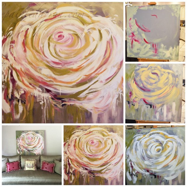 Bloom Collage