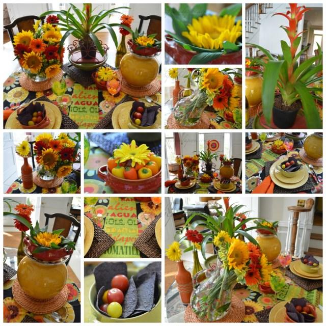 jardin Mexicano collage