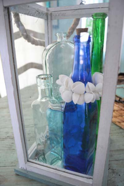 lantern bottles