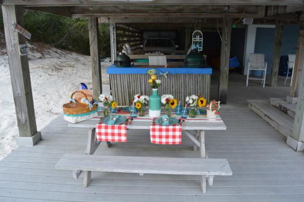 seaside picnic 1