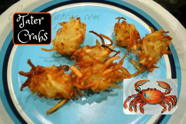 tater crabs