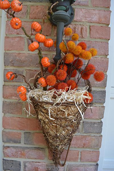 pumpkin-hanging-basket